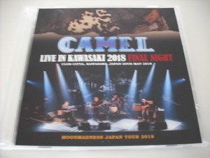 【3CDR】CAMEL / LIVE IN KAWASAKI 2018 FINAL NIGHT