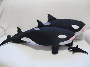 オルカ(セット) Killer Whale set