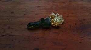 【限定】COSMIC MEMORY(宇宙の記憶)/ 隕石+琥珀香