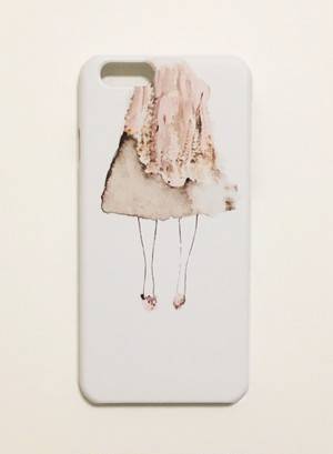 iPhone6Plus/6sPlus/7Plus/8Plusケース〈mineral skirt〉