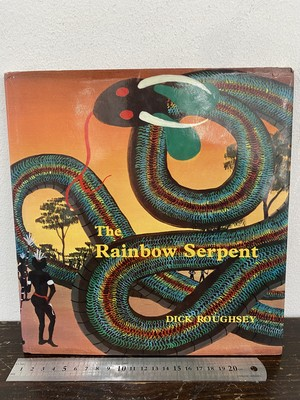 70's  The Rainbow Serpent     DICK ROUGHSEY
