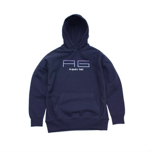 CONTROLLER PULLOVER HOODIE (NAVY)