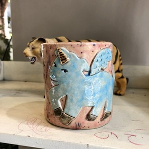 KoyomiYanagimoto Unicorn 花瓶
