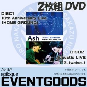 Ash 2枚組DVD