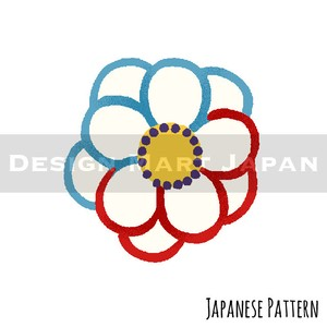 和柄 Japanese Pattern  0039-F