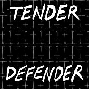 tender defender / self titled cd