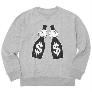 トレンディ&レア Trendy & Rare Sweatshirt EXPENSIVE TASTE メンズ スウェット レア