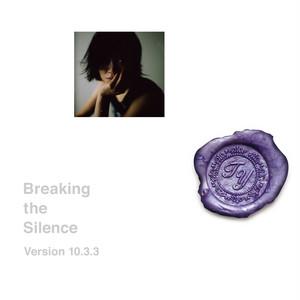 [CD] Toshiyuki Yasuda: Breaking the Silence (Version 10.3.3) (White × Purple)