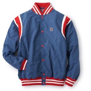 INTREBREED LO GAME VARSITY JACKET