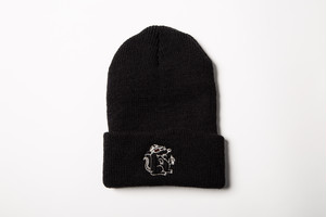 L MOUSE KNIT CAP