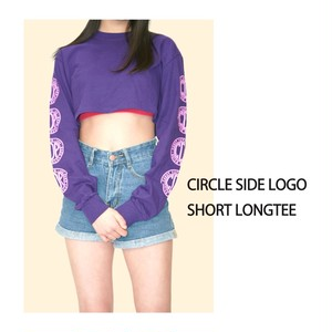 Circle Side Logo Short tee