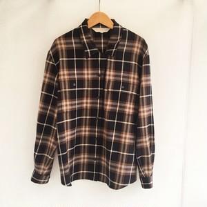 Burberrys  wool check shirts&Jaket