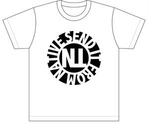 NATIVE オリジナルロゴ Tシャツ ホワイト