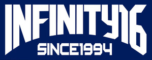 INFINITY16 TOWEL (NAVY)