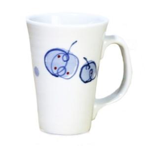 砥部焼 マグカップ(サンキライ)