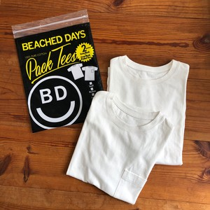BEACHED DAYS Pack Tee