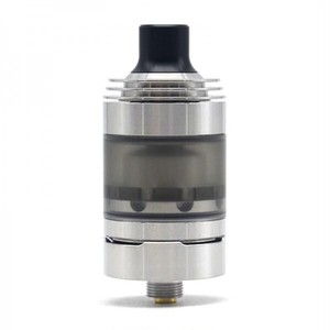Hussar RTA V1.5 by Hussar Vapes【CLONE】【送料無料】【SS316】【22MM】【2 post build deck】【bottom airflow】【top filling】