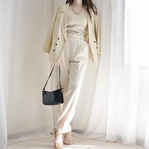 linen double jacket