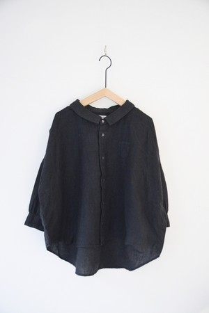 【ORDINARY FITS】 BARBER SHIRT/OF-S009