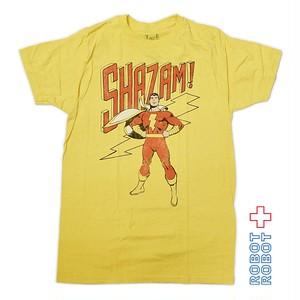 Tシャツ DC シャザム レトロ スタンディング
