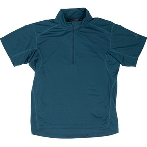 TetonBros.(ティートンブロス) Men's PPP Half Zip S/S DeepBlue