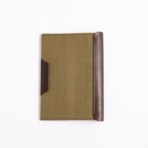 Postalco/Book Cover/Olive Green