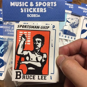 Music & Sports Stickers