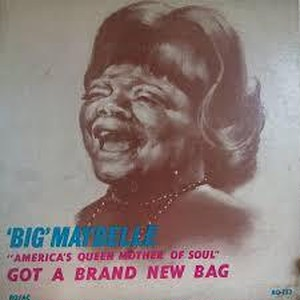 BIG MAYBELLE / GOT A BRAND NEW BAG (CD)