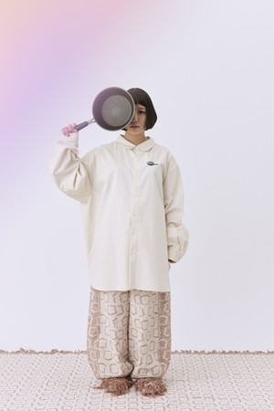 small PAN big shirts ※12月24日発送予定