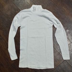 New Old Stock / 1970s MUNSING WEAR Hi-neck T-Shirt / デッドストック !! 70年代 マンシング ハイネック Tシャツ