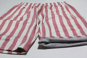EACHTIME. EASY SHORTS PINK STRIPE