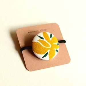 ヘアゴム No.063 「トマト」