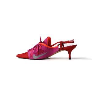 ANCUTA SARACA pink shoes size 37h