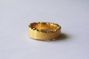 Stone Ring 2 (GOLD)