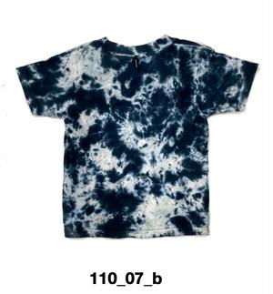 タイダイTシャツ【110サイズ】No.7
