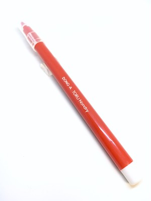 Dong-a Toru Nondry Sign Pen Red