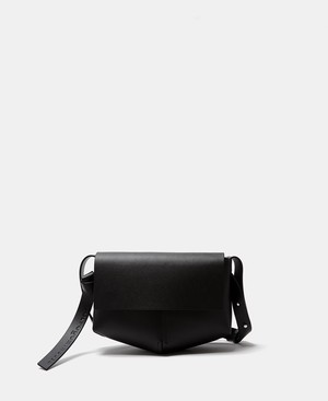 VACHETTA LEATHER FLAP CROSSBODY BAG [266311127211]