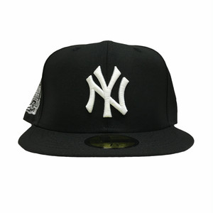 NEW ERA New York Yankees Subway Series 59Fifty Fitted / Black×White