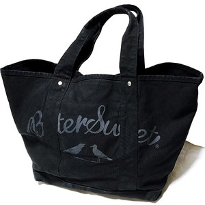 WASHED CANVAS BIG TOTE