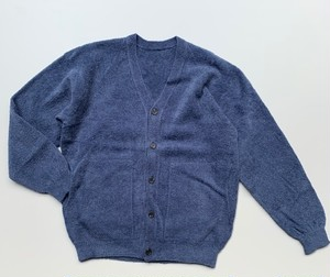 crepuscule cotton mole cardigan blue