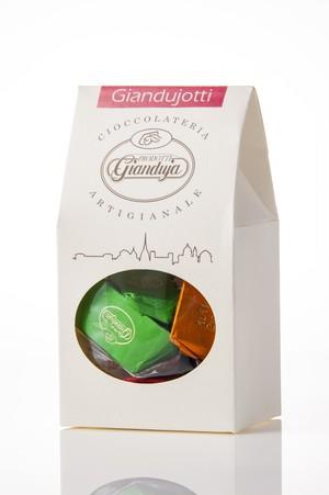 チョコレート通販 イタリアジャンドゥーヤアソート150g