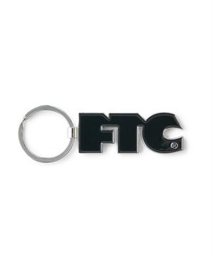 FTC / METAL KEYCHAIN -BLACK-