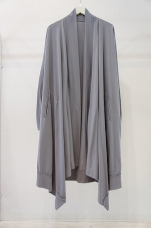 Drape Cardigan -GRAY- / Ground Y