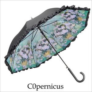 傘 晴雨兼用 UVカット  (ゴッホ 傘)