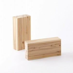 OBI block 1 飫肥杉ブロック(切り欠きなし)