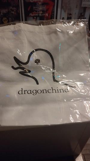 dragonchinaトートバッグとドリンクチケット3枚セット