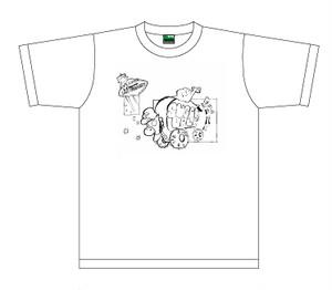 しゅがーしゅらら生誕Tシャツ