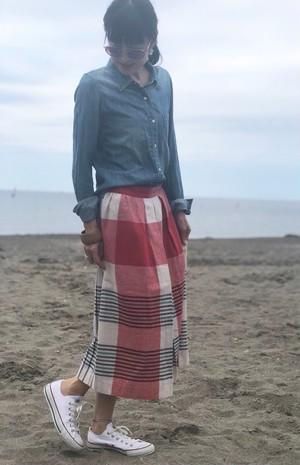 skirt \ Check USA