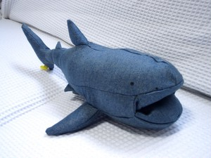 メガマウス Megamouth Shark