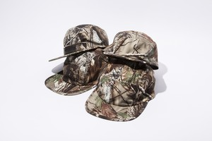REAL TREE CAMO CAMP CAP